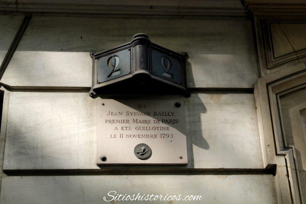 Primer alcalde de París