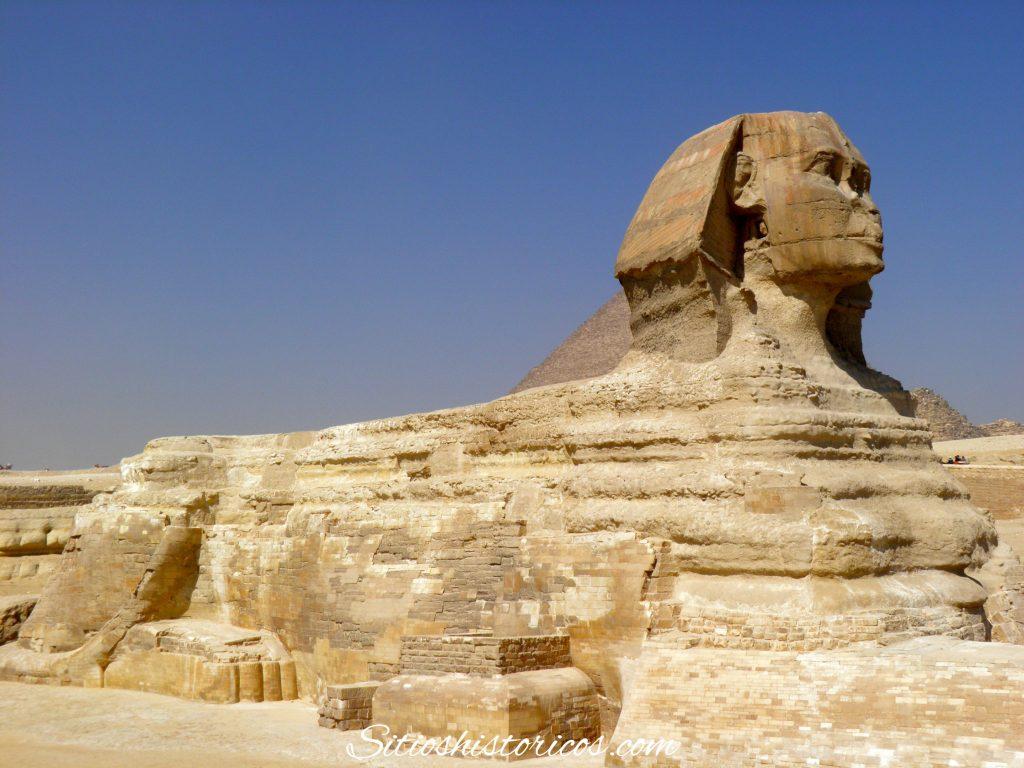 Sitios históricos de Egipto