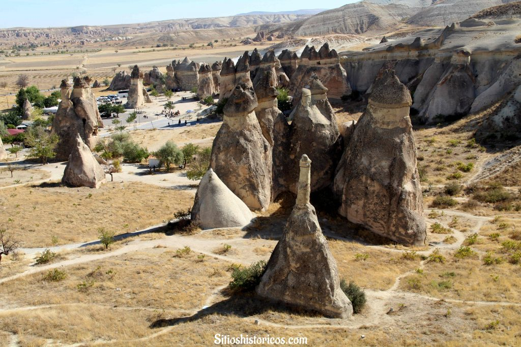 Que ver en Capadocia