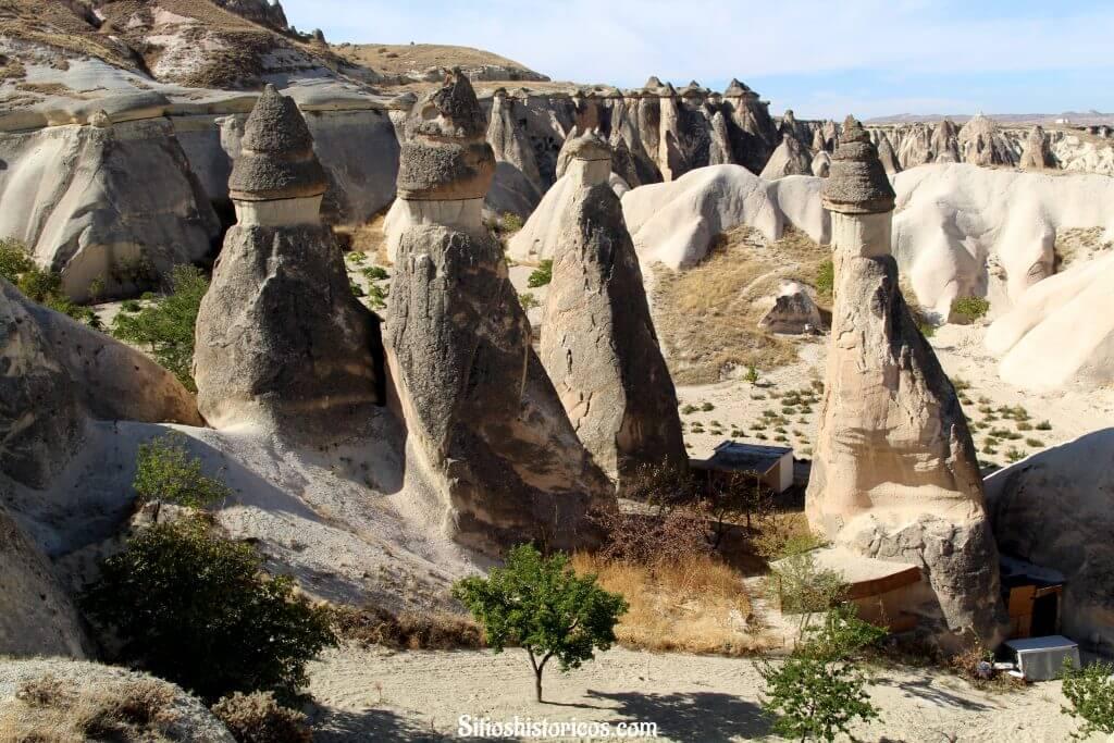 Valle de los monjes Capadocia