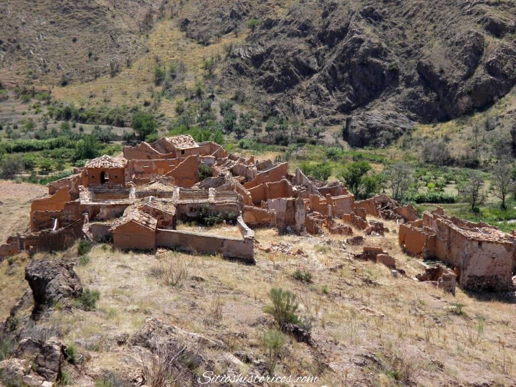 Pueblos abandonados Zaragoza