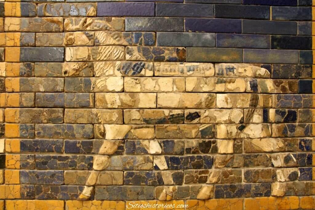 Puerta Istar Babilonia