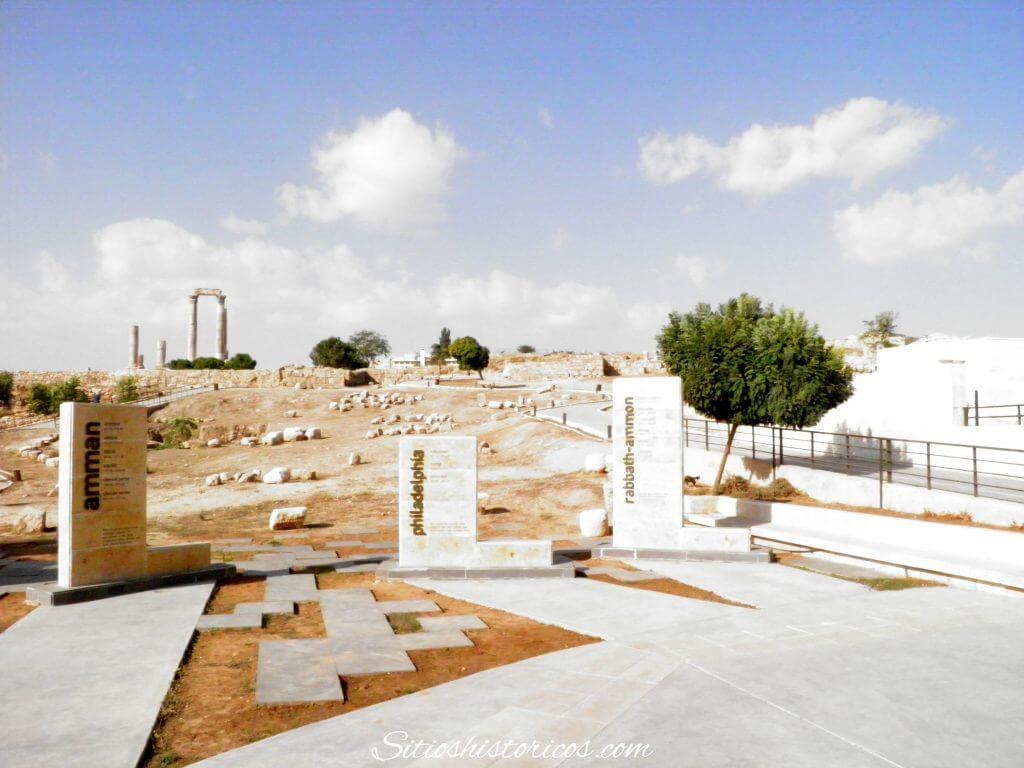Ciudadela Amman