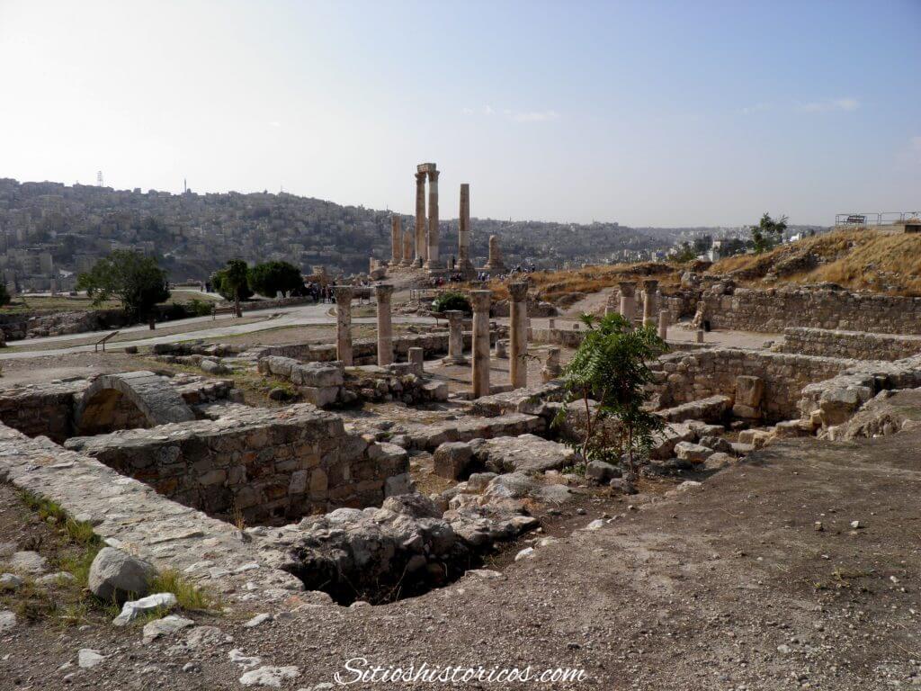Iglesia bizantina Amman