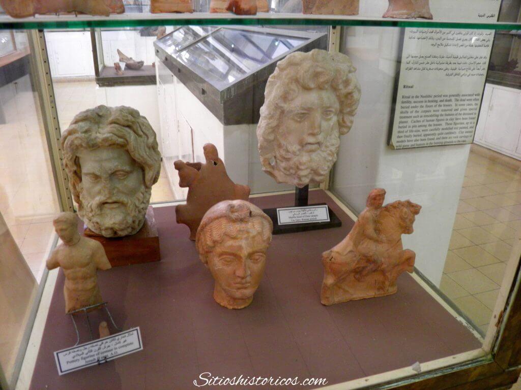 Museo Arqueológico de Amman