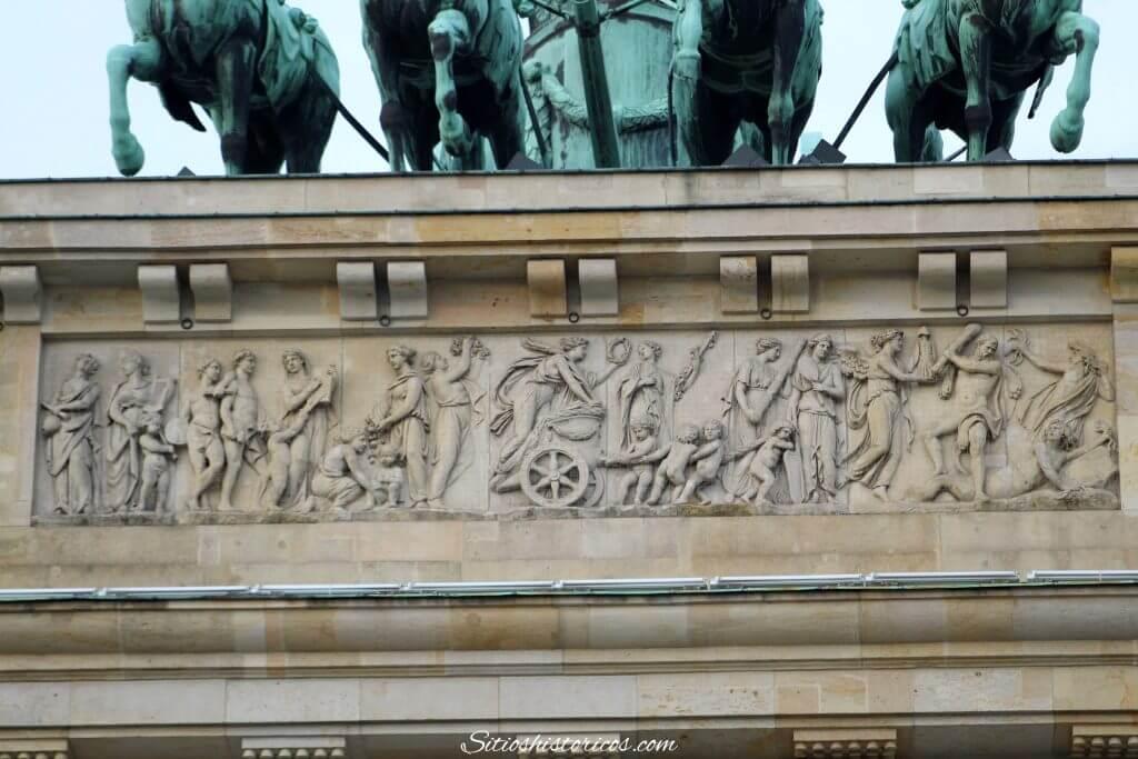 arquitectura puerta de Brandeburgo