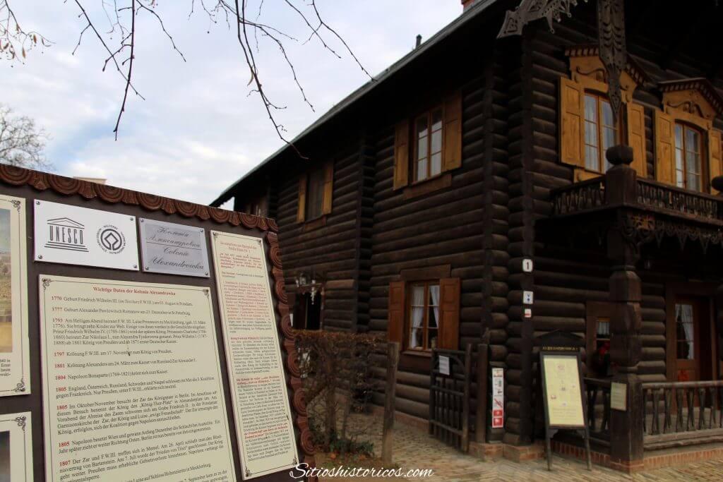Restaurante ruso Potsdam