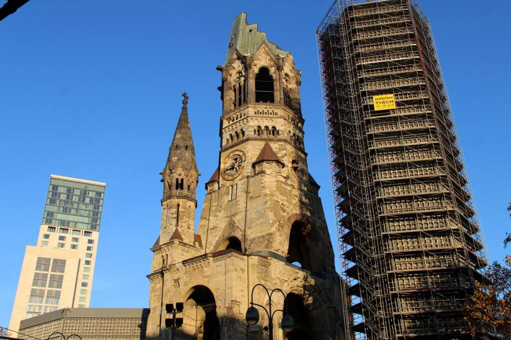 Iglesia memorial Berlín