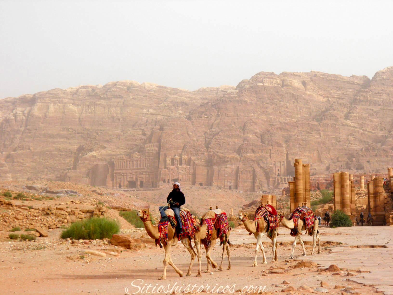 Turismo en Petra