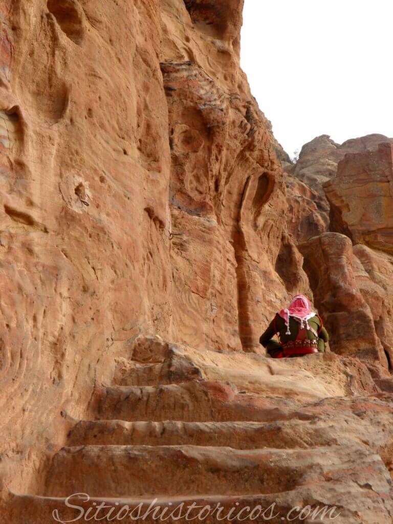Petra Jordania que ver