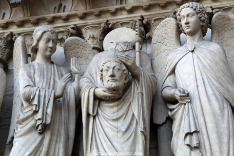 San Dionisio patrón de París