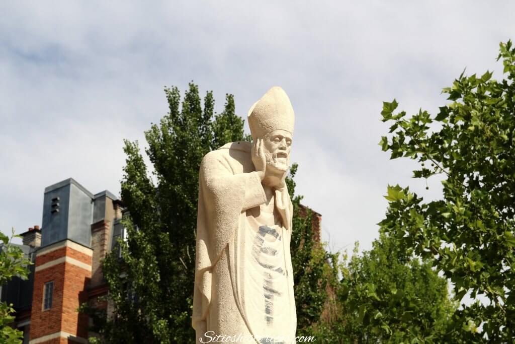 San Dionisio Montmartre