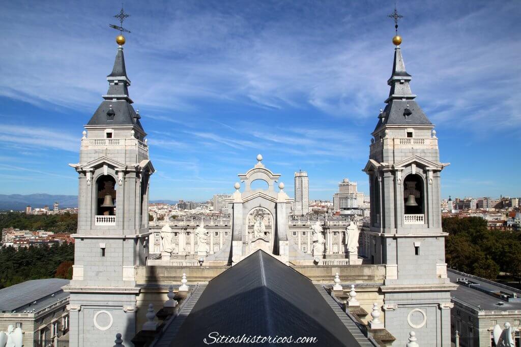 Sitios turísticos Madrid