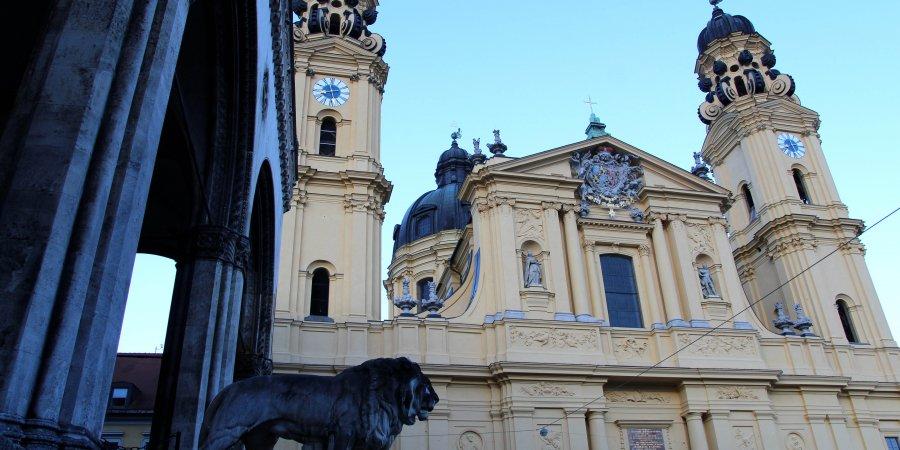 Turismo en Múnich