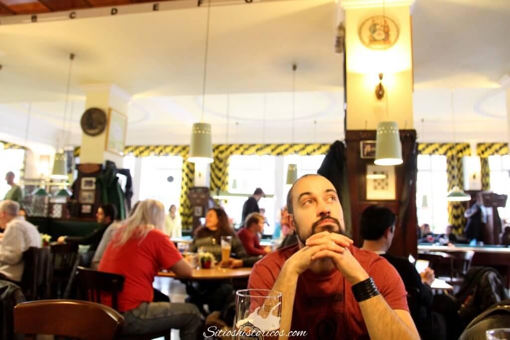 Restaurante típico Bávaro Múnich
