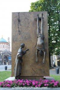 Monumento al Partisano Bérgamo