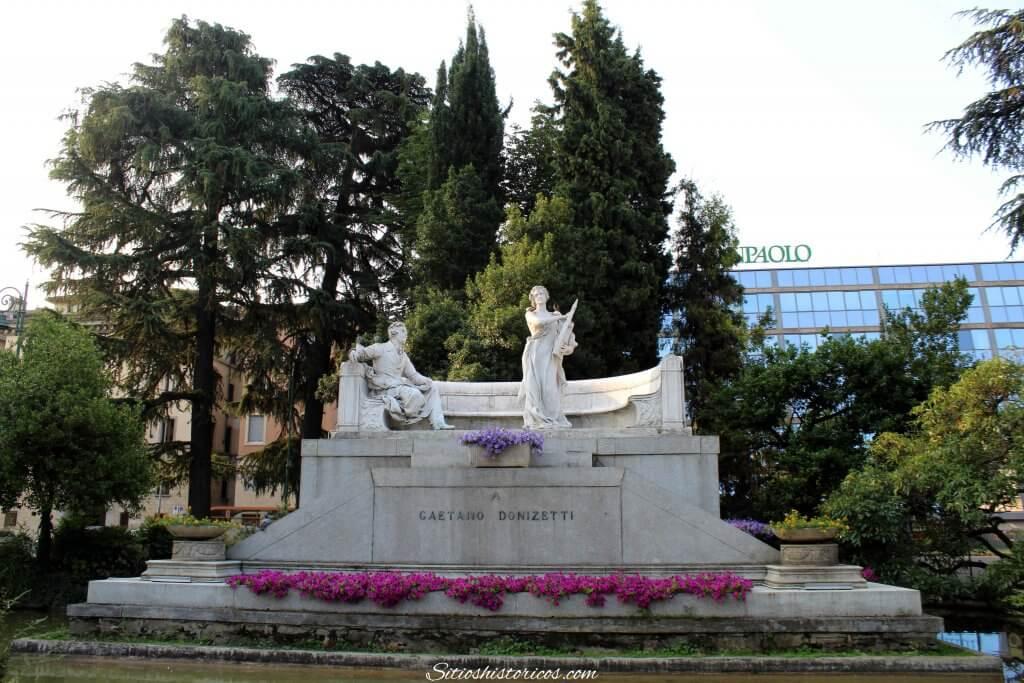 Fontana Donizetti Bérgamo