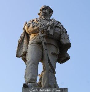 Monumento Victor Manuel II Bérgamo