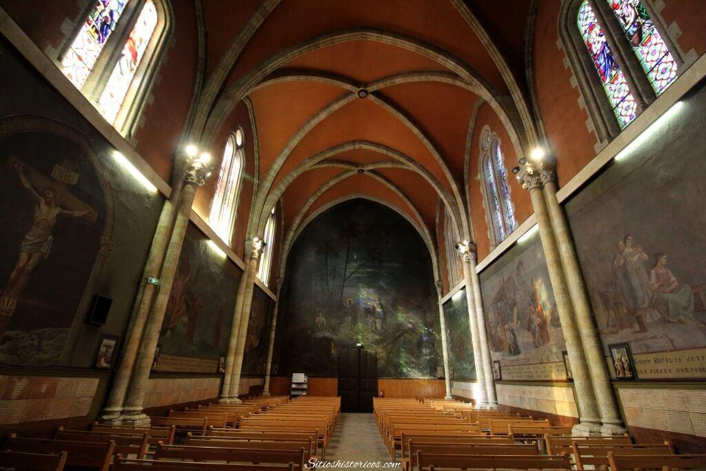Iglesia San Nicolas Capbreton
