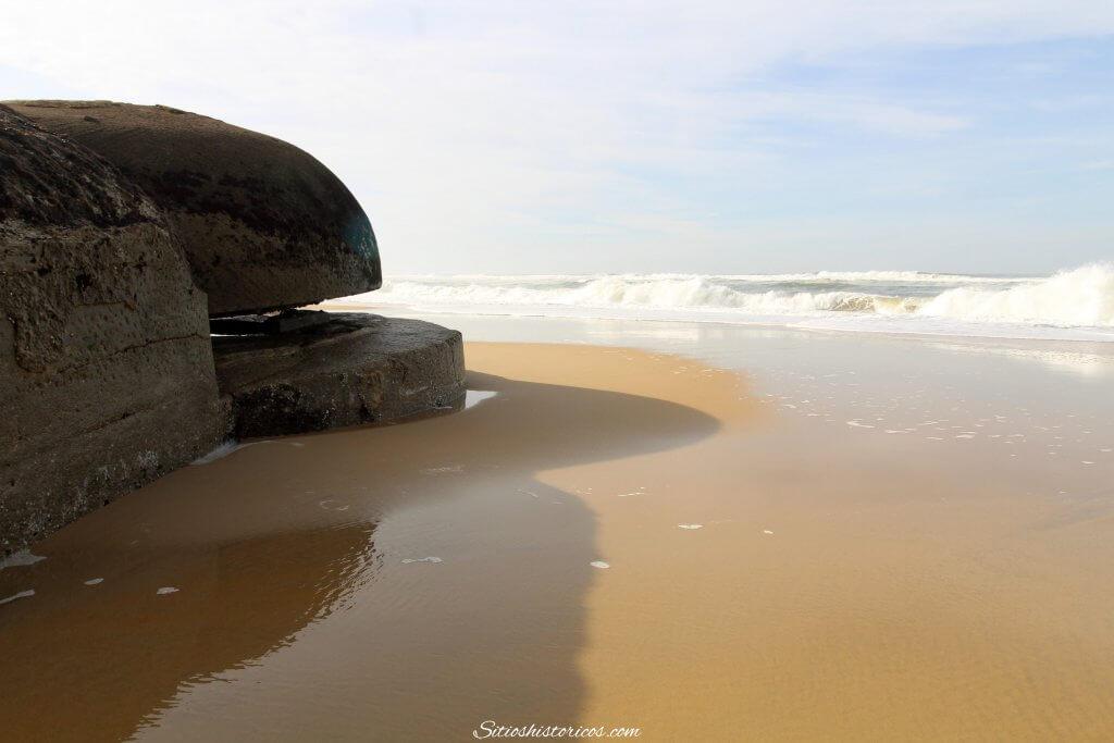 Bunker en Capbreton