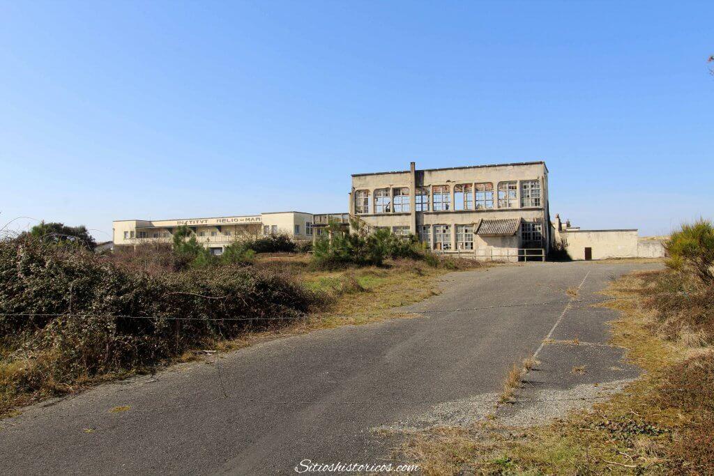 Campo de prisioneros Francia