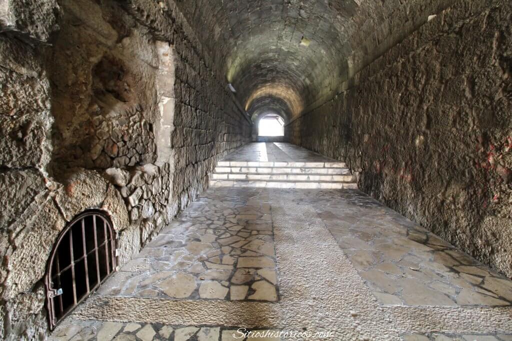 Túnel de Zacatín