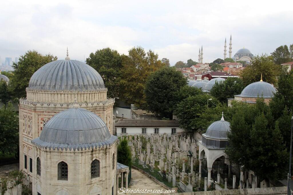 Mezquitas más bellas de Estambul