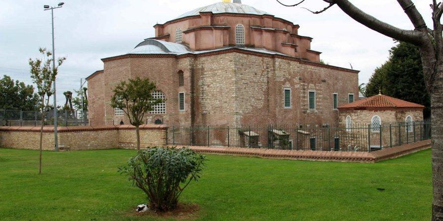 Iglesia San Jorge y San Baco Estambul