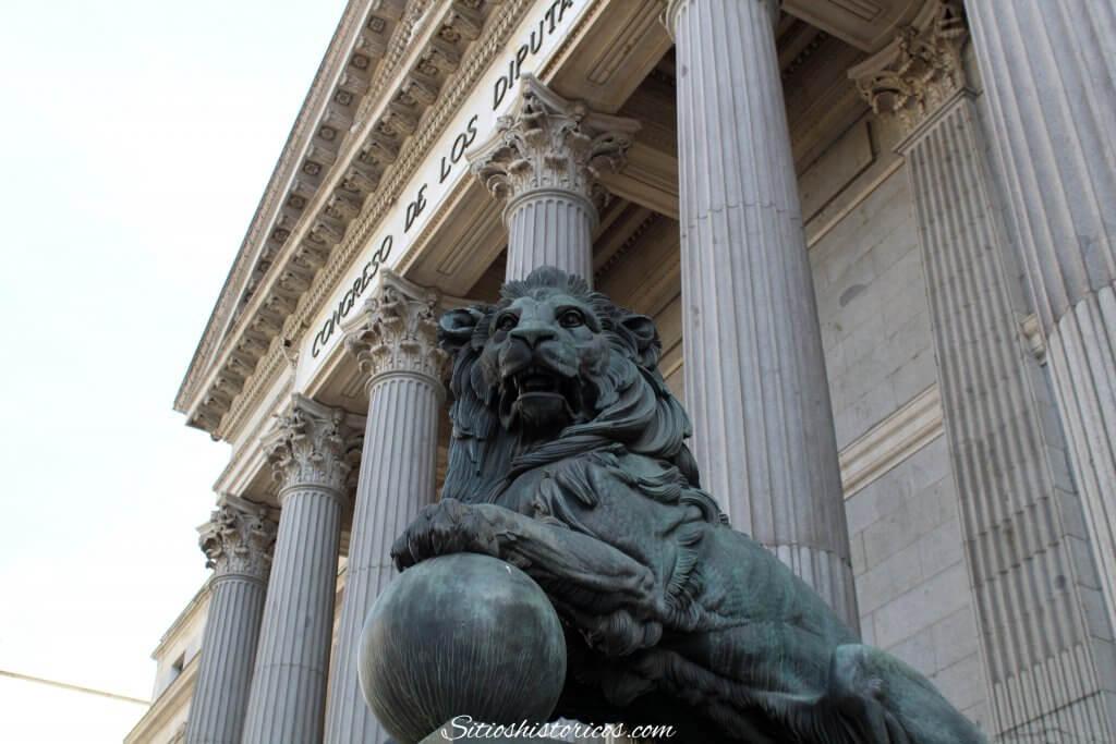 Sitios con historia Madrid