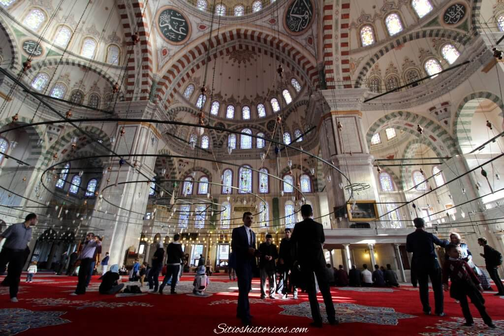 Las mezquitas más bellas de Estambul