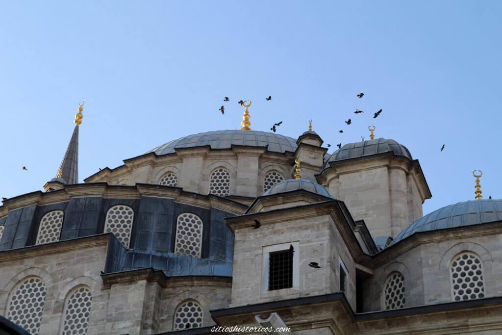Mezquitas más bonitas Estambul