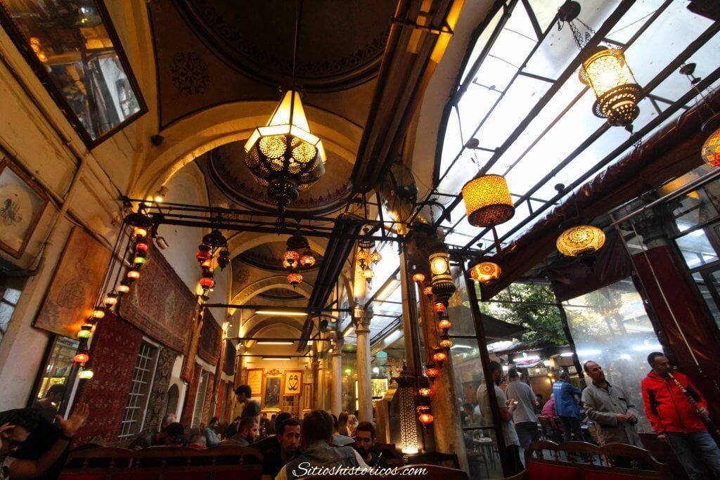 Lugares mágicos de Estambul