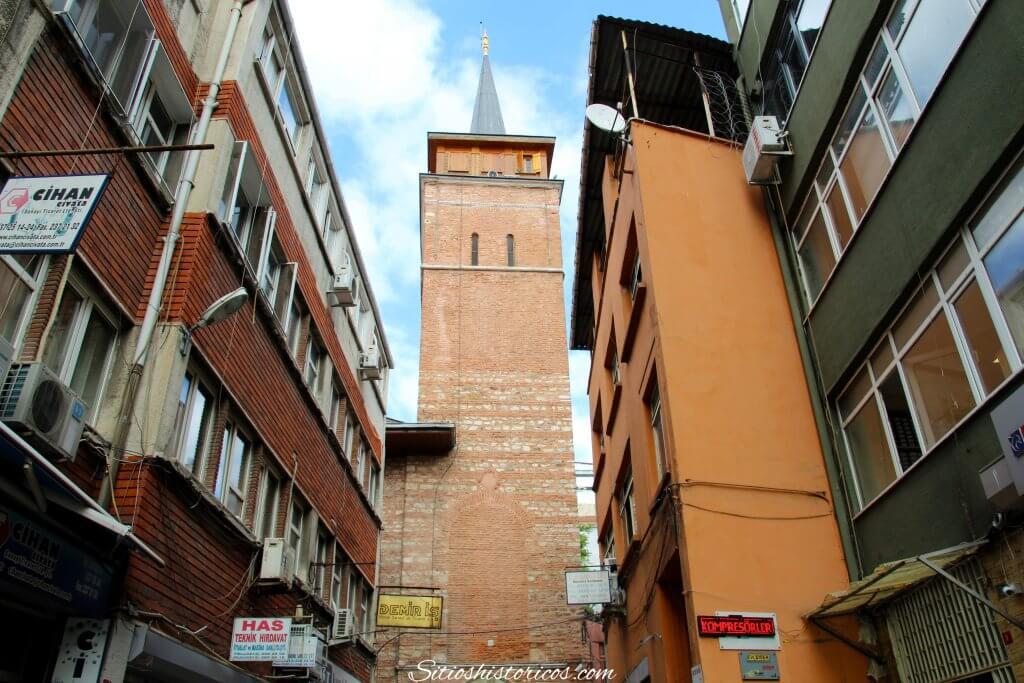 Mezquita de los árabes Estambul