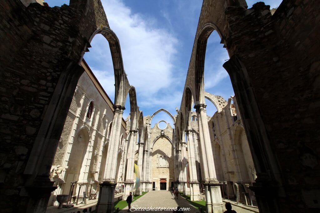 Ruinas Lisboa