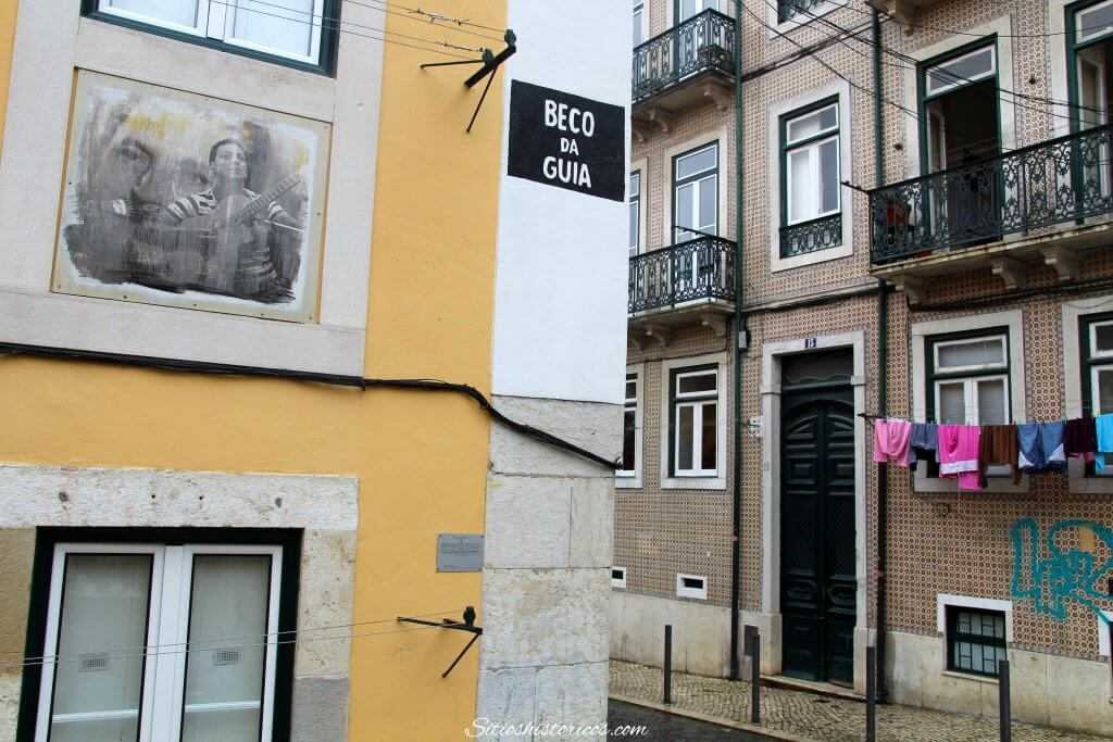 Mouraria Lisboa Portugal