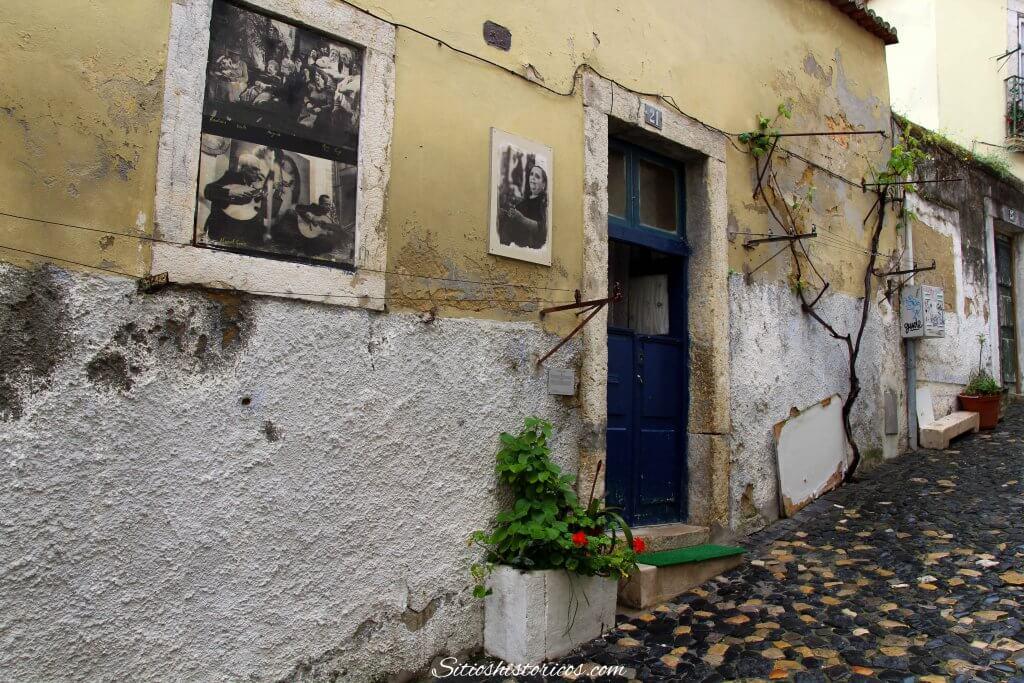 Barrio de Mouraria Lisboa