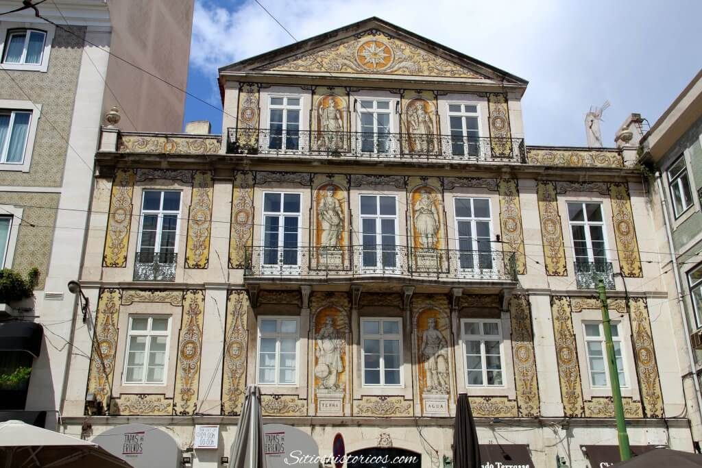Restaurante en Chiado Lisboa
