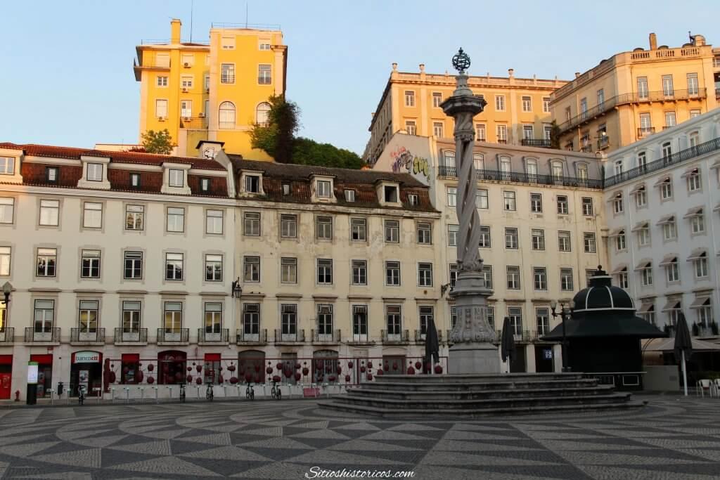 Plaza del ayuntamiento Lisboa