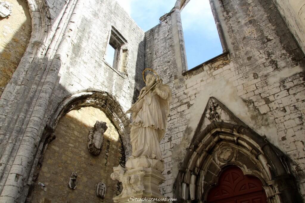Iglesia do Carmo Lisboa