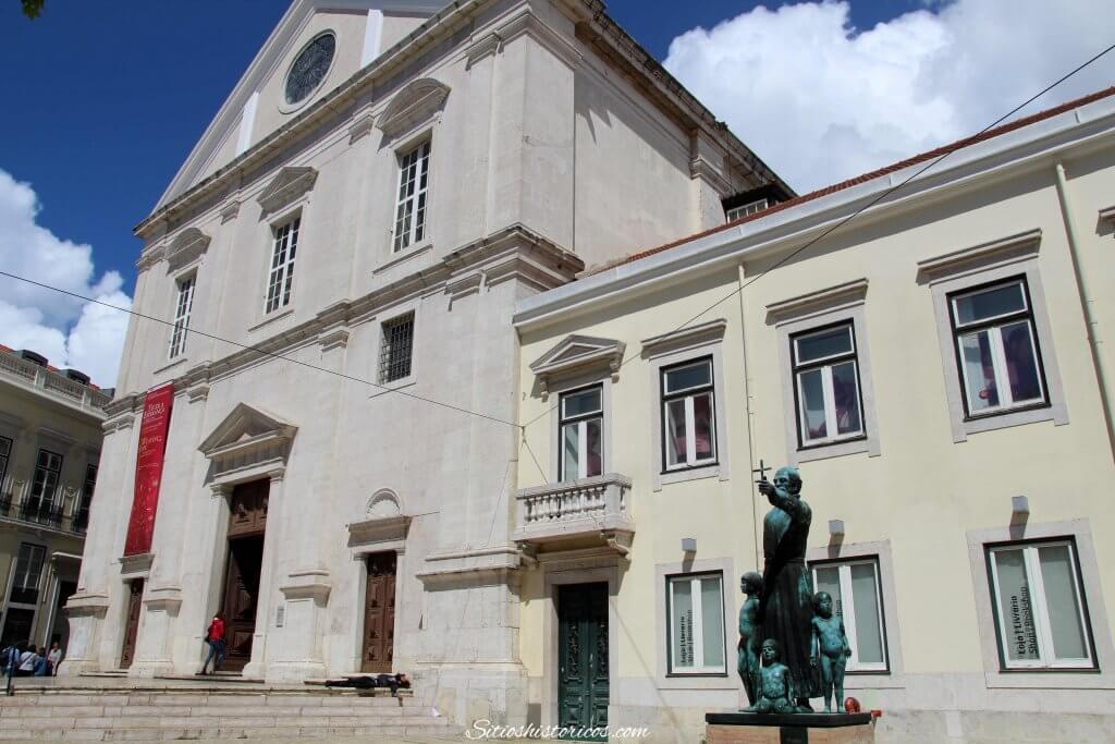 Iglesias en Lisboa