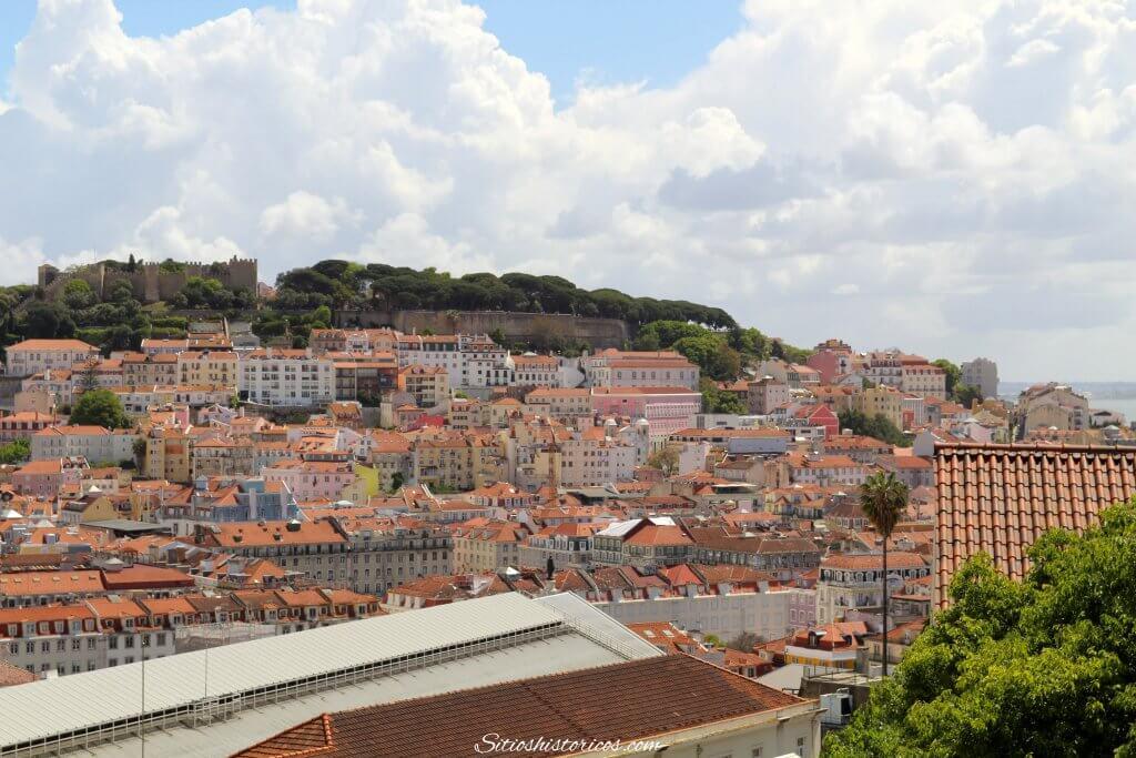 Mirador de San Pedro de Alcántara Lisboa