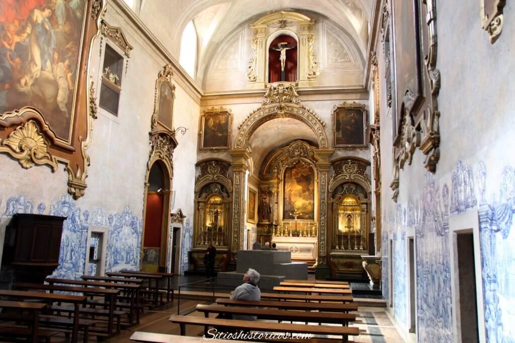 Iglesia San Pedro Alcántara en Lisboa