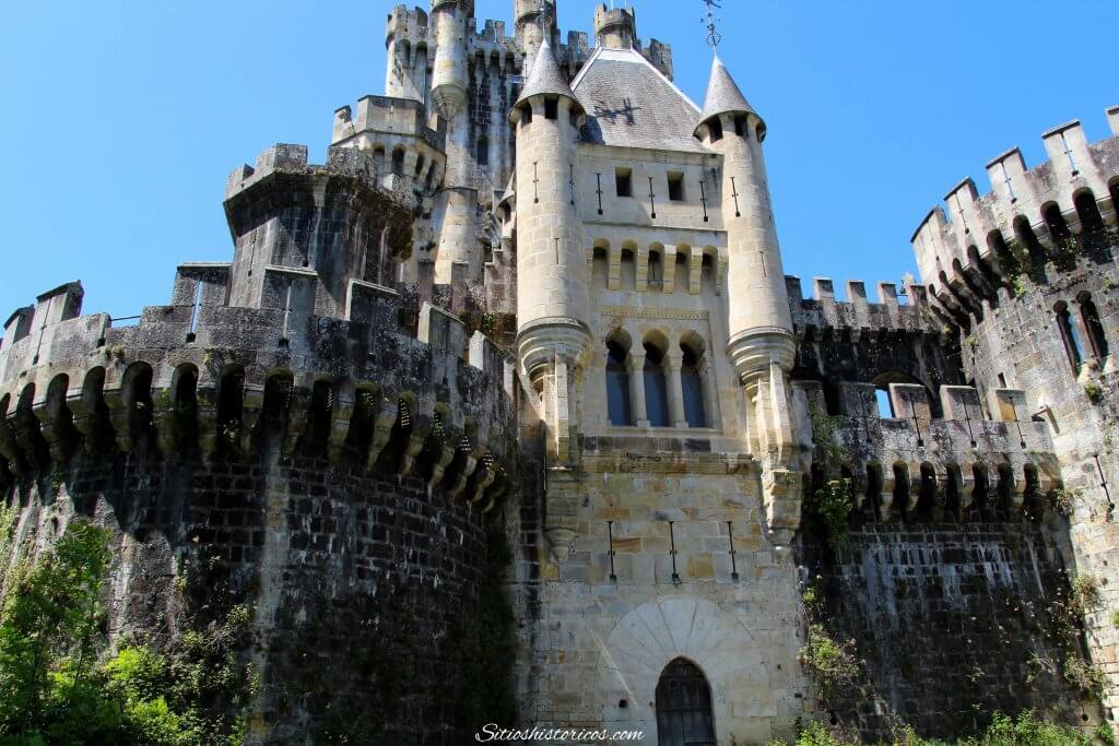 Castillo de Butrón como llegar