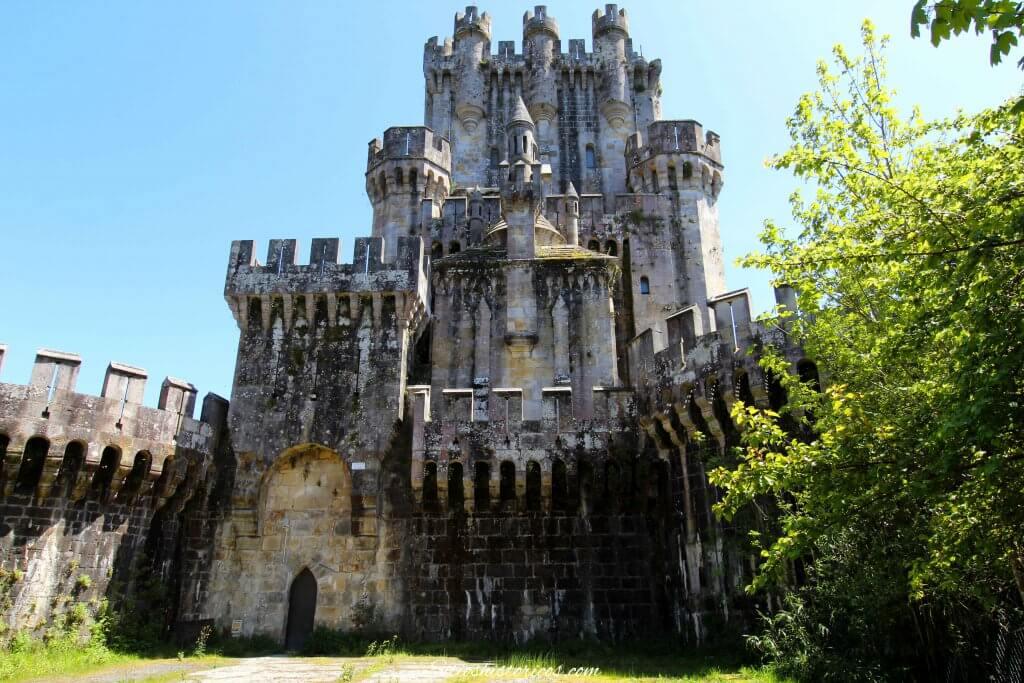 Castillo de Butrón Euskadi