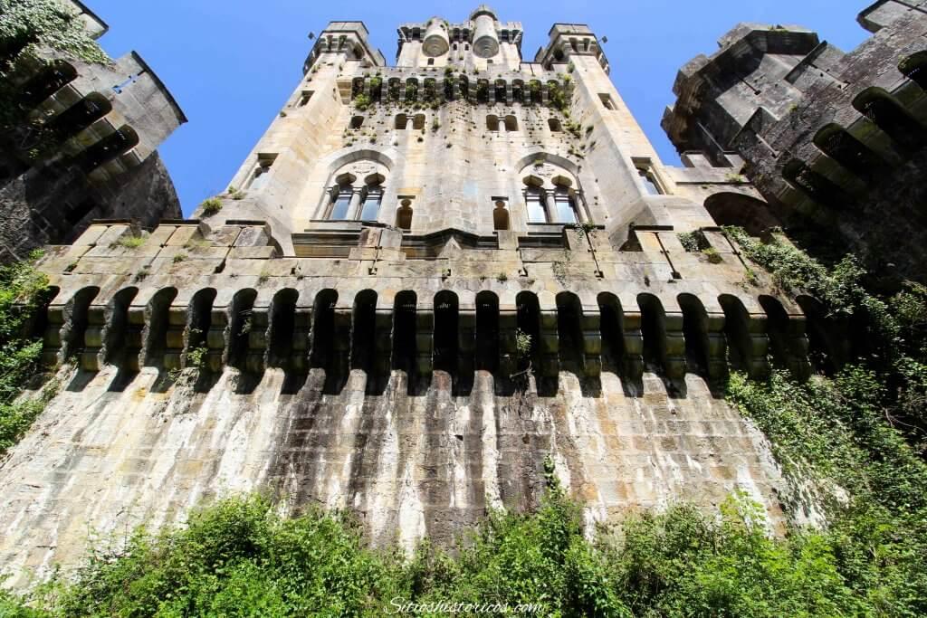 Castillo de Butrón Vizcaya