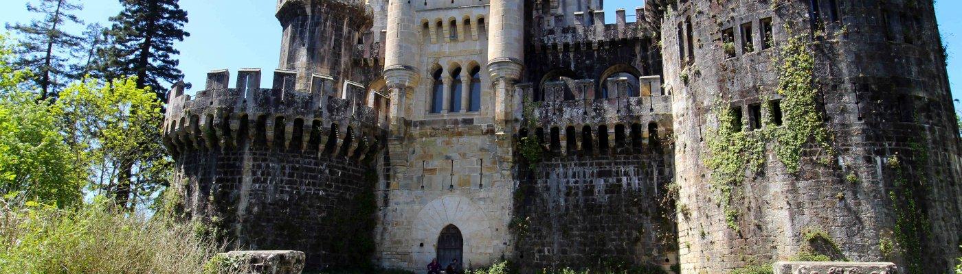 Castillo de Butrón País Vasco