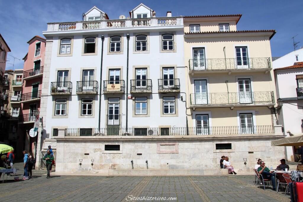 Que ver en el barrio de Alfama de Lisboa