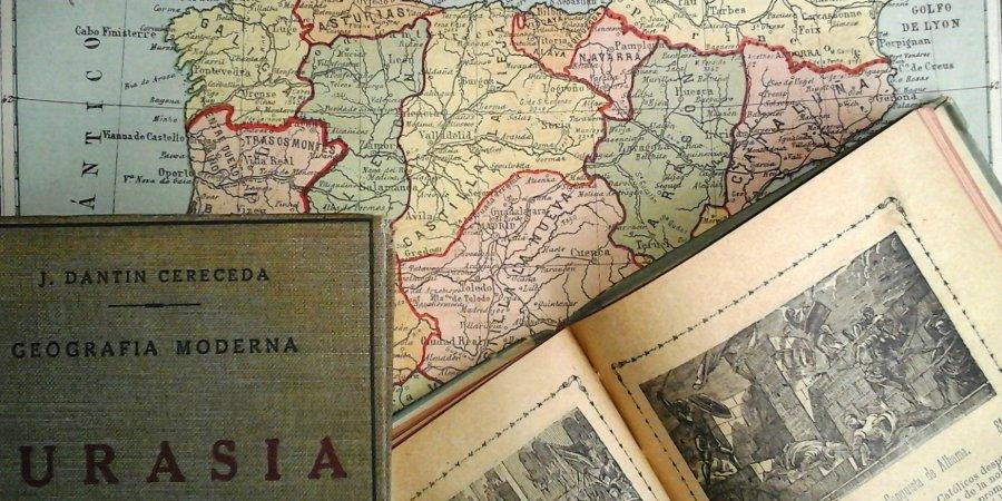 Mapa Político De España Historia De La División De España En Provincias Y Comunidades Sitios Históricos