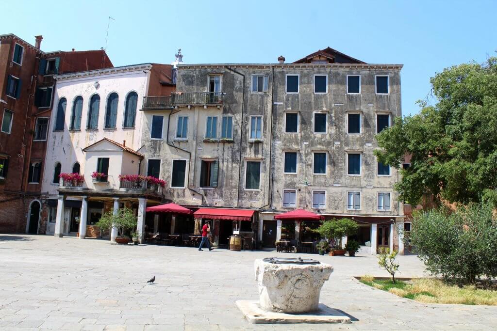 Guetto Venecia