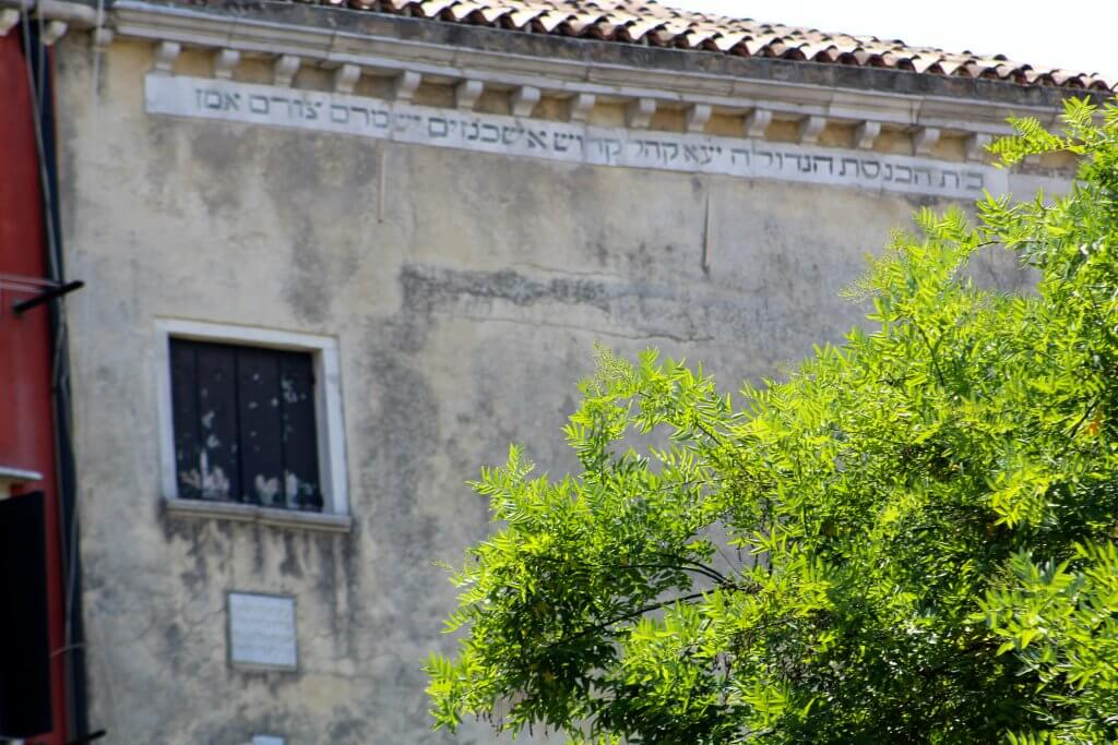 Judíos Venecia